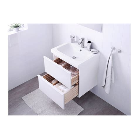 ikea godmorgon wandschrank godmorgon odensvik wash stand with 2 drawers high gloss