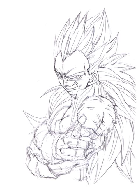 imagenes en blanco y negro de dragon ball vegeta marbal