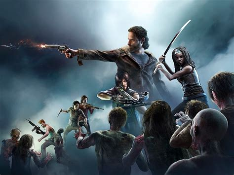 Walking Dead Fantasy Sweepstakes - the walking dead amc