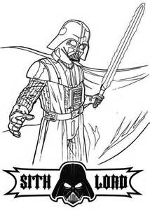 darth vader coloring page darth vader coloring pages free coloring home