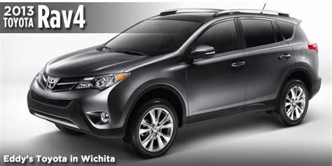 New Toyota Models New 2013 Toyota Rav4 Model Features Wichita Suv