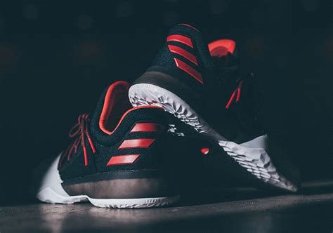 The Vol 1 adidas basketball unveils the harden vol 1 sneakernews