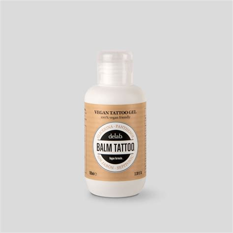 tattoo soap soap vegan delabcare