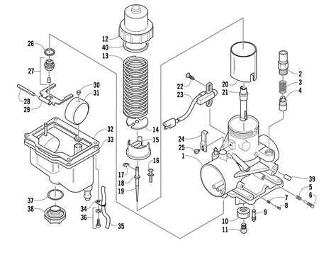 1999 polaris snowmobile engine diagram imageresizertool