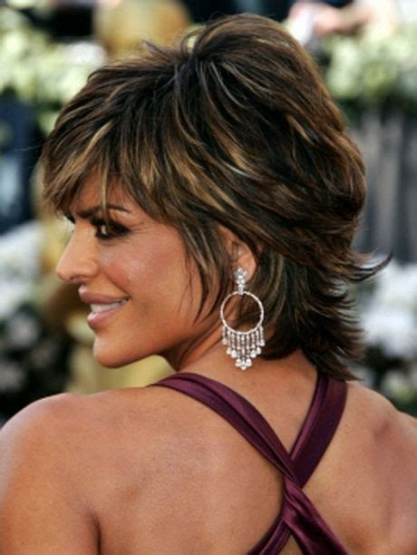 hairdresser for lisa rinna 25 shag haircuts for mature women over 40 shaggy