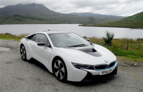 bmw electric supercar bmw i8 in hybrid it s a supercar jim but not as we