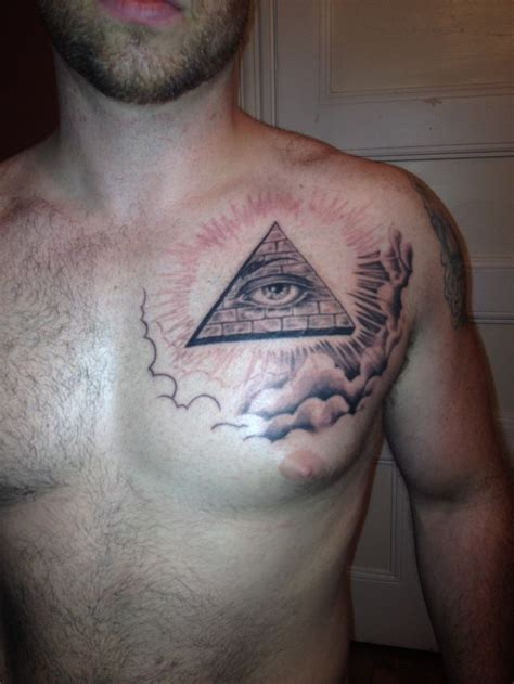 eye of providence tattoos