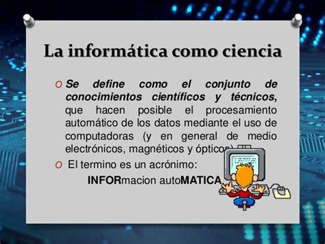 que es layout en informatica la inform 225 tica como ciencia
