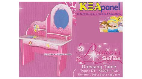 Meja Rias Big Panel meja rias princess dt k 8005 pcs kea panel