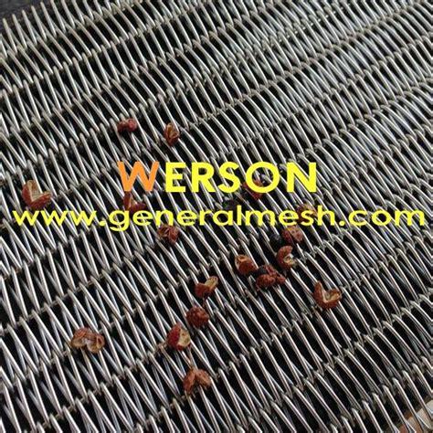 Wiremesh Oven Conveyor System generalmesh pasteurizing conveyor belts dryer belts