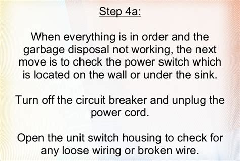 sink disposal not working garbage disposal not working easy steps to solve your problem