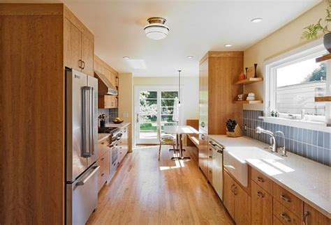 galley style kitchen design ideas galley kitchen designs hgtv for kitchen design ideas
