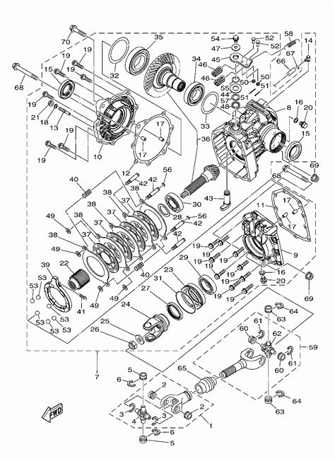 08 grizzly 450 wiring diagram yamaha grizzly 700 ignition
