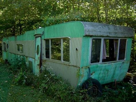 1954 kozy coach 42 mobile home vintage mobile home