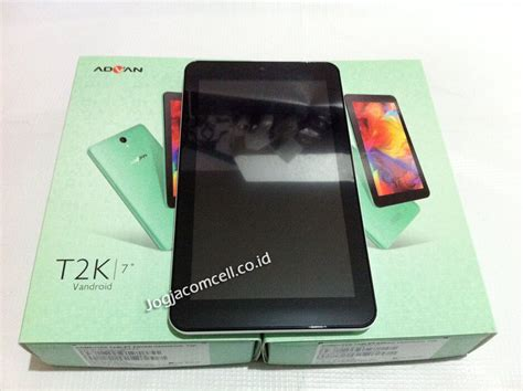 Tablet Advan T2k Wifi Only harga dan spesifikasi advan t2k wifi series jogjacomcell