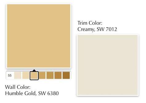 1 humblegold creamy colors