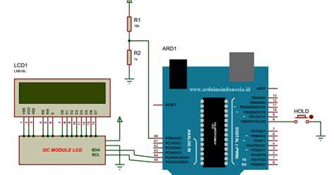 tutorial arduino uno indonesia membuat volt meter menggunakan arduino uno maks 50 volt
