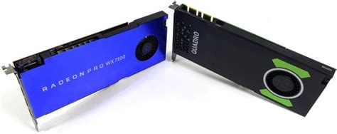 Amd Radeon Pro Wx 7100 performance benchmarks amd radeon pro wx 7100 review