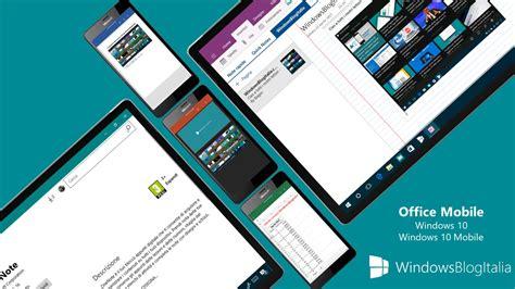 microsoft office mobile le novit 224 di office mobile nell aggiornamento di maggio 2017