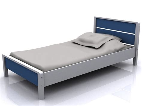blue bed frame miami 3ft bed frame white and blue discount furnishings