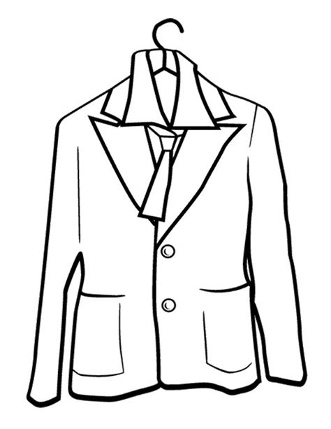 coloring page winter jacket 20 best images about winter coloring page on pinterest