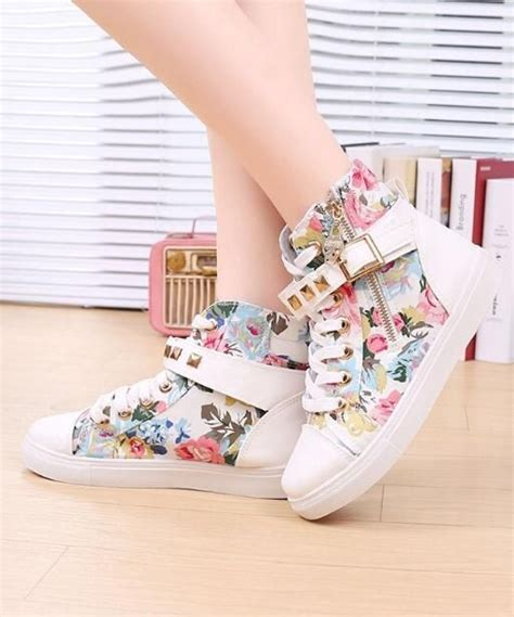 S2ka306 Sepatu Flower Casual 66 best images about beth s room ideas on