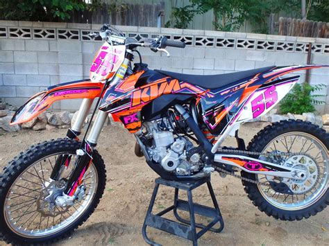 motocross bike graphics motofx crowns ultimate mx graphics for life winner