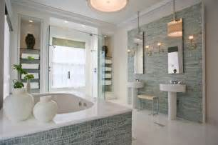 Spa Bathroom Design Pictures Sinuous Spa Modern Bathroom New York By Artistic Tile