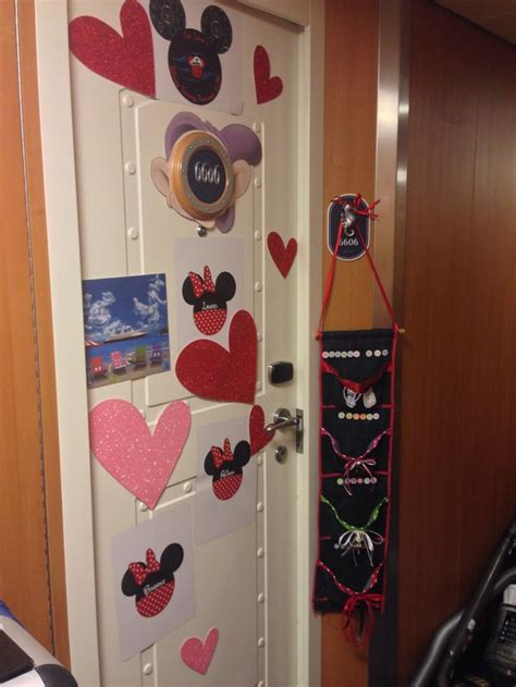our fish extender and decorated door on disney cruise my made the fish