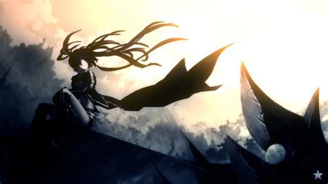black rock shooter full hd black rock shooter full hd wallpaper and background image
