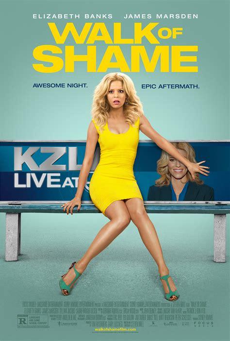 walk of shame walk of shame trailer and poster elizabeth banks has a