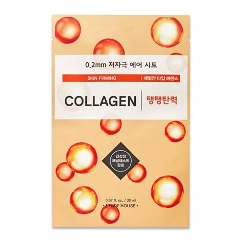Etude Mask etude house mask sheet 0 2 therapy air mask collagen