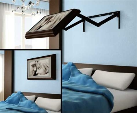 Bed Frame With Tv Mount 21 Modern Interior Design Ideas For Displaying And Hiding Your Flat Tv
