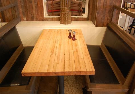 Tables For Restaurants by Unearth The Story Pioneer Millworks Reclaimed Wood