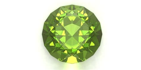 Peridot August Gemstone by What Does Each Birthstone Say About You Photos