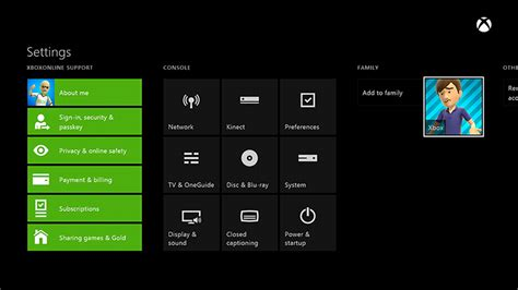 manage your microsoft account faq xbox one support xbox one privacy settings manage privacy safety and