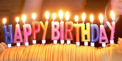 Happy Birthday Candle Lilin Musik Happy Birthday the song happy birthday is now free for all popcrunch