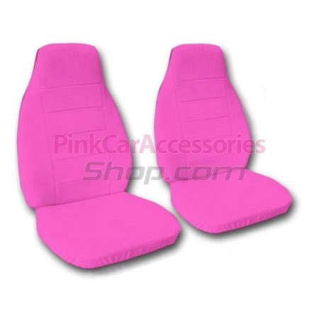 Seat Covers Car Pink Pink Car Seat Covers Pink And Girly