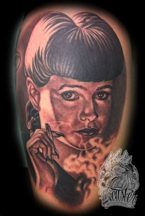 blade runner tattoo blade runner