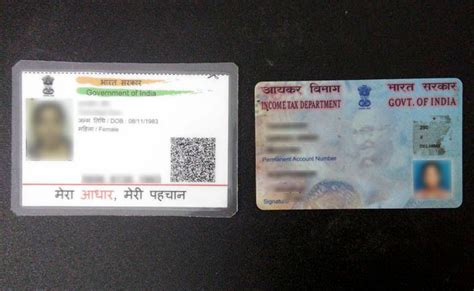 link aadhaar with pan says income tax department what to do