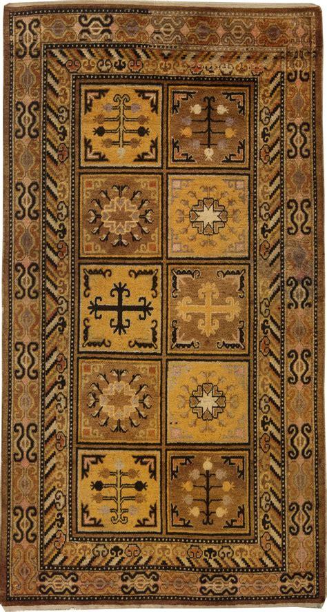 samarkand amp khotan rugs by doris leslie blau new york