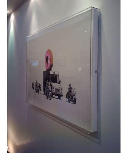 plexiglass cornici cornice 50x50x5 box in plexiglass teca su misura