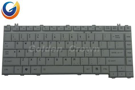 Keyboard Laptop Toshiba Satellite M300 china laptop keyboard for toshiba teclado satellite a200 a205 m300 us layout white china