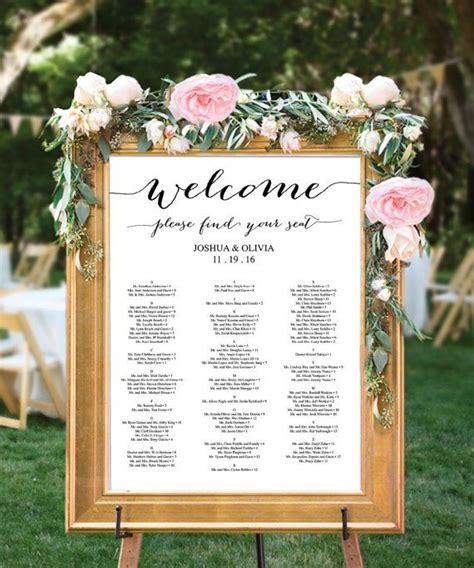 Best 25  DIY wedding seating chart ideas on Pinterest