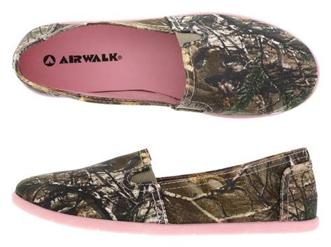realtree pink camo shoes realtree s camo shoes by payless