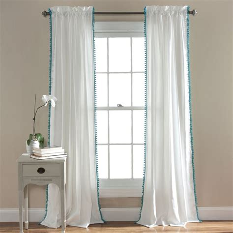 Pom Pom Curtain Panels Inspiration Best 25 Pom Pom Curtains Ideas On Diy Curtain Holdbacks And Tiebacks Diy Tassel