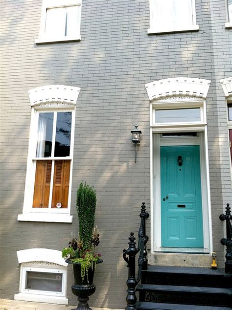 Behr Cool Jazz by Turquoise And Blue Front Doors With Paint Colors