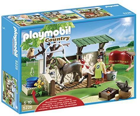 playmobil 5225 jeu de construction box de soins pour