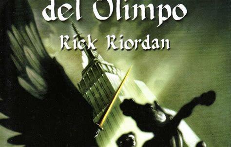 libro el ultimo heroe del saga percy jackson y los dioses del olimpo libro v el