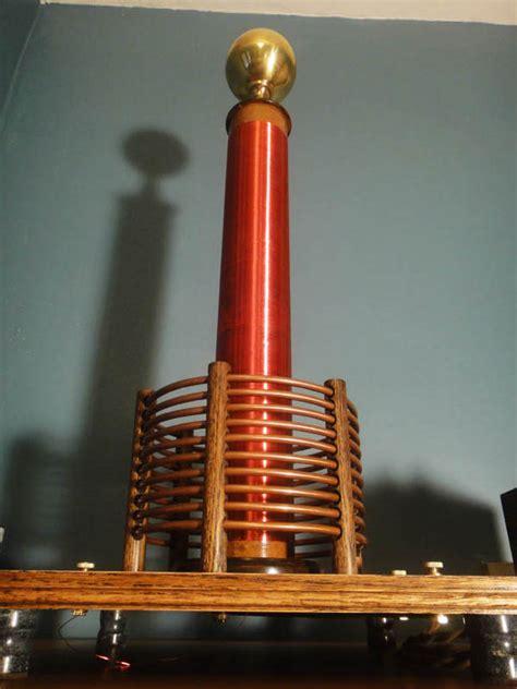 Building A Tesla Coil Tesla Coil